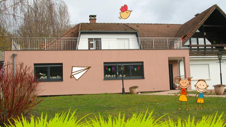 Crèche et foyer Villa Wichtel - Dudelange