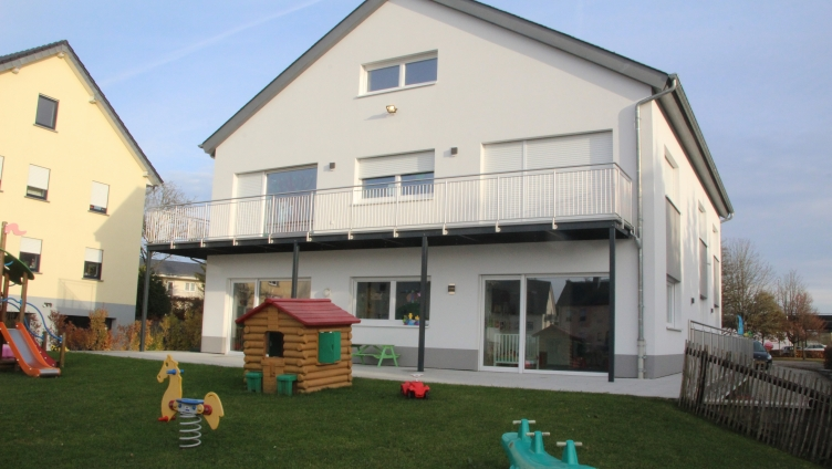 Crèche et foyer Villa Wichtel - Hosingen